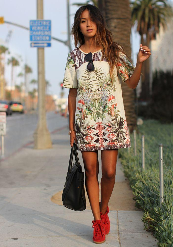 "Foto: Reprodução / <a href=""http://sincerelyjules.com/tag/tropical"" target=""_blank"">Sincerely Jules</a>"