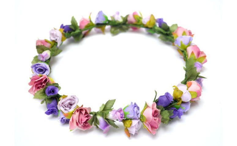Crown rosa og lilla for $ 55.00 på Link 7