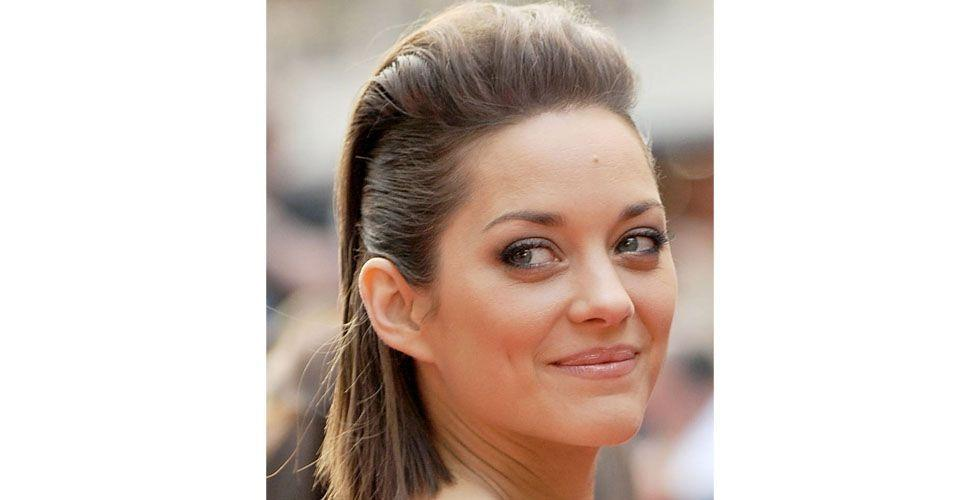 <p>Short hair can also be synonymous with slicked party. Bet on Mohican tuft gel to rock at formal events. </p>