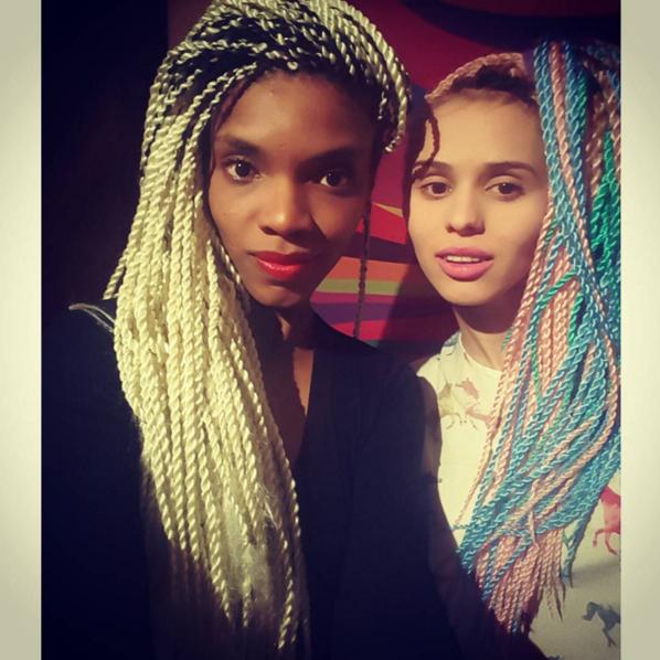 Photo: Playback: Instagram / Chriss Pretinha