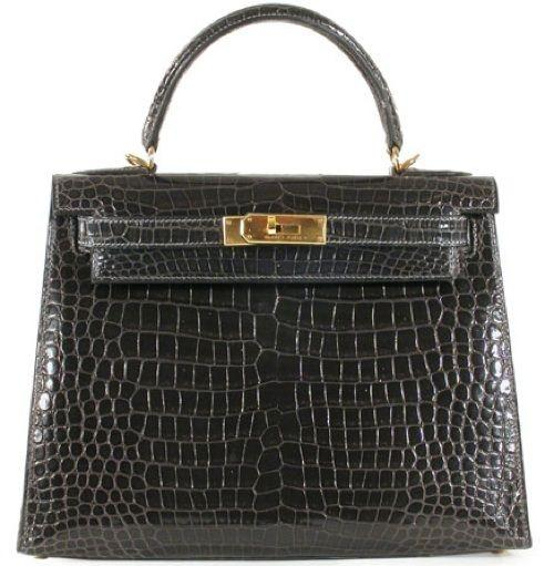 Bolsa Hermes Kelly, clássica das clássicas e um bom exemplo de acessório discreto