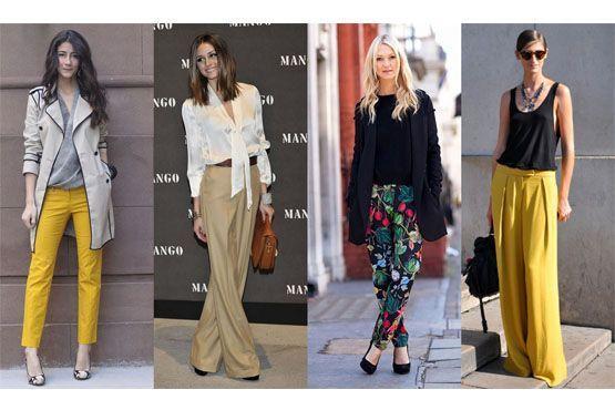 4 Truques de moda para mulheres altas