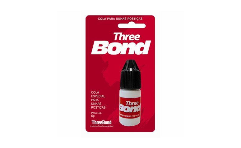 Klej do sztucznych paznokci Three Bond US $ 14.11 w Panvel
