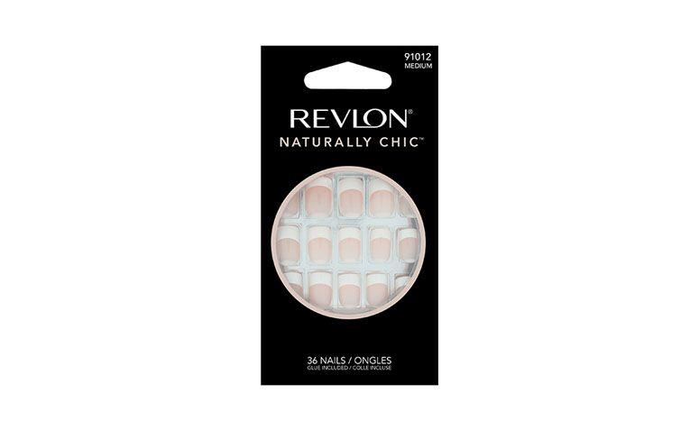 """Unhas postiças francesinha Revlon por R$42,45 na <a href=""""http://www.netfarma.com.br/produto/29451/unhas-posticas-revlon-naturally-chic-amelie-medias"""" target=""""blank_"""">Netfarma</a>"""