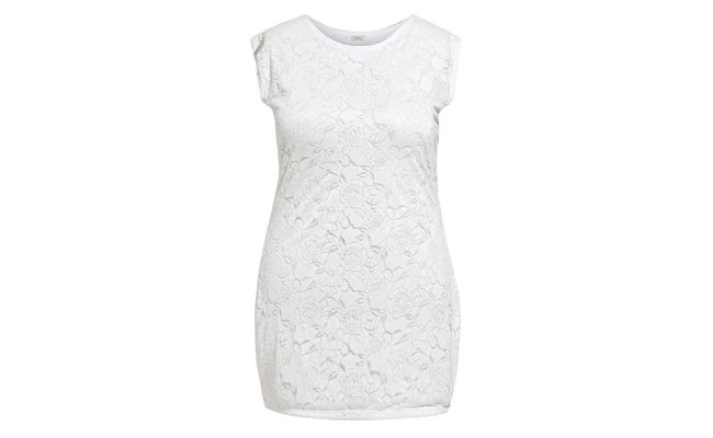 Vestido más tamaño Quintess por R $ 79.99 en Posthaus