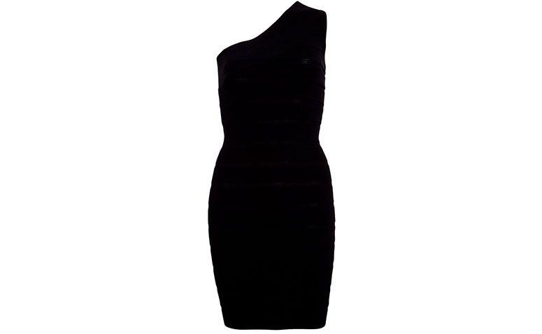 Bandaża suknia krótka MGN Barcelona dla R $ +215,90 w Dafiti