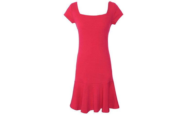 "Vestido bandagem soltinho Costume por R$229 na <a href=""http://www.oqvestir.com.br/vestido-bandage-sino-rosa-46350.aspx/p"" target=""blank_"">Oqvestir</a>"