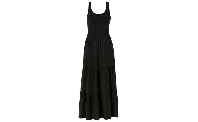"Vestido longo por R$69,99 na <a href=""http://bit.ly/1eDs2Ib"" target=""_blank"">Posthaus</a>"