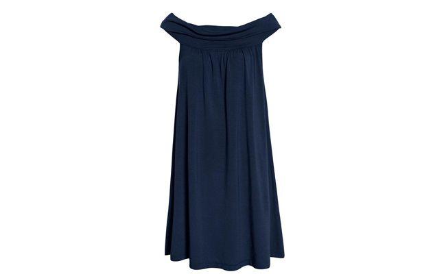 """Vestido azul por R$79,99 na <a href=""""http://www.heringwebstore.com.br/categoria-1/vestidos/vestido-em-viscose-com-caimento-nos-ombros-09pt"""" target=""""_blank"""">Hering</a>"""