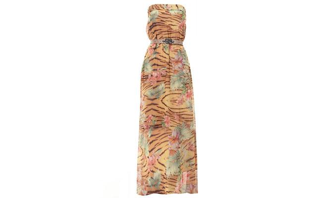 """Vestido Longo + Cinto por R$ 159,90 na <a href=""""http://www.passarela.com.br/feminino/produto/6400668541/Vestido-Longo-+-Cinto-Brenda-Lee-6000181---Camel/"""" target=""""blank_"""">Passarela</a>"""