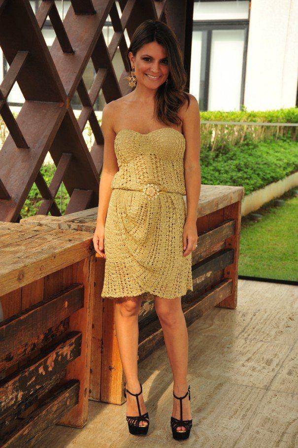 """Foto: Reprodução / <a href=""""http://www.bettys.com.br/moda/giovana-dias-crochet-natal-e-ano-novo/#post-bettys"""" target=""""_blank"""">Betty's</a>"""