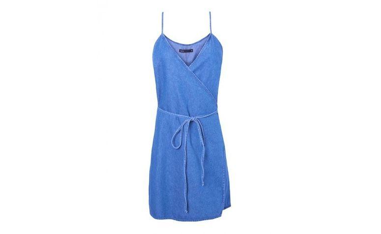 wrap dress jeans pour 154,00 $ en OQVestir
