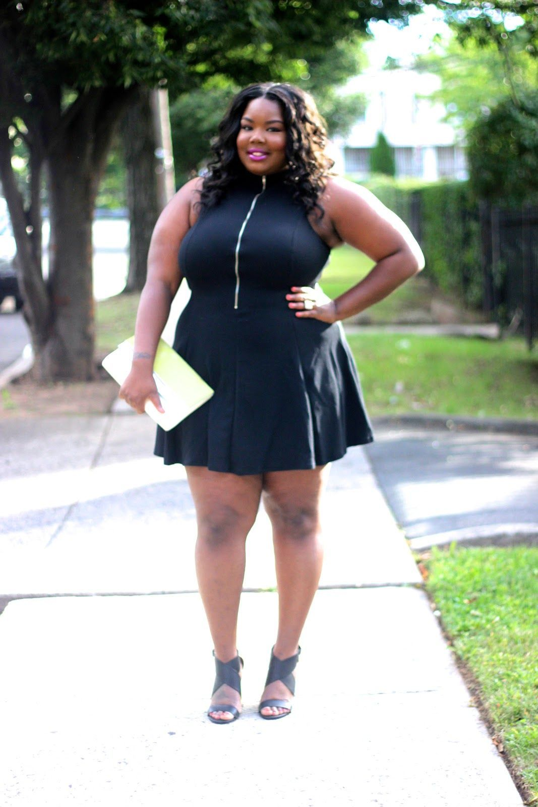 Photo: Playback / Everything curvy and chic