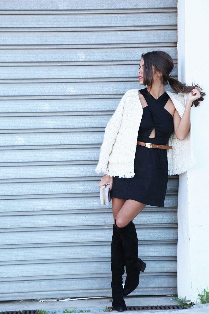 "Foto: Reprodução / <a href=""http://seamsforadesire.com/not-another-black-dress/"" target=""_blank"">Seams for a desire</a>"