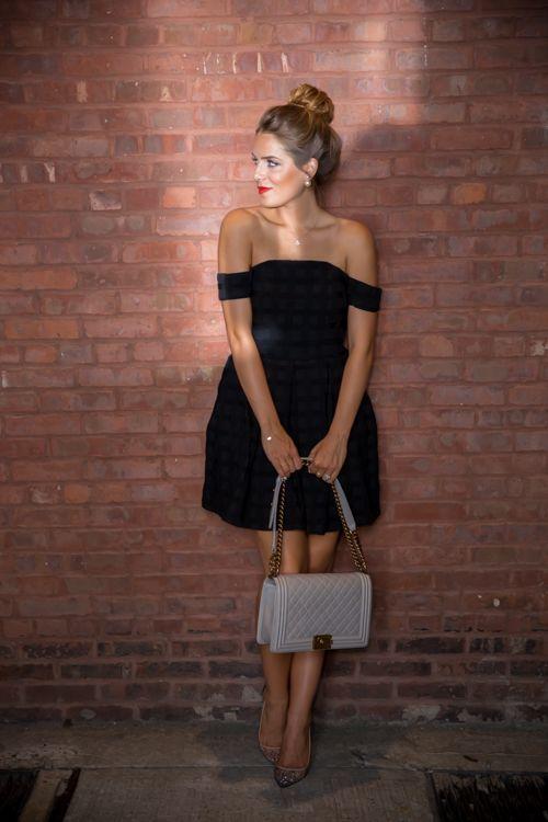 "Foto: Reprodução / <a href=""http://galmeetsglam.com/2014/09/little-black-dress/"" target=""_blank"">Gal Meets Glam</a>"