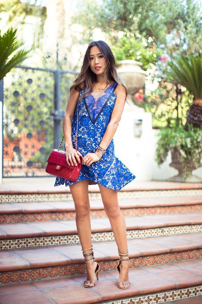 """Foto: Reprodução / <a href=""""http://www.songofstyle.com/2013/08/6858.html"""" target=""""_blank"""">Song of Style</a>"""