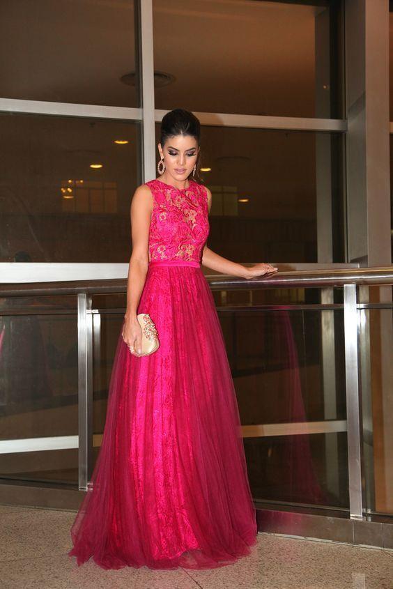 Vestidos Para Madrinhas 100 Modelos Elegantes Para Comprar
