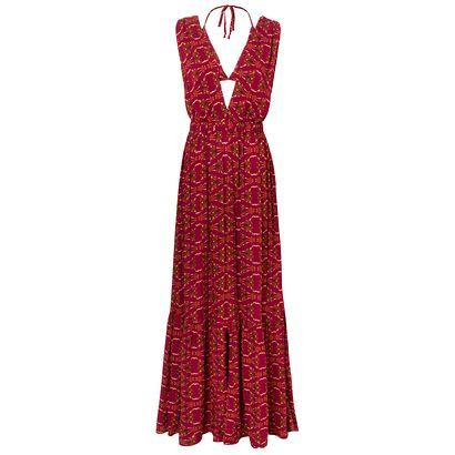 "Vestido Farm por R$429,00 na <a href=""https://www.oqvestir.com.br/vestido-longo-nubela-farm-vinho.html "" target=""blank_"">OQVestir</a>"