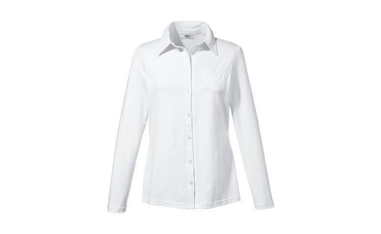 Posthausの白いシャツのR $ 69.90