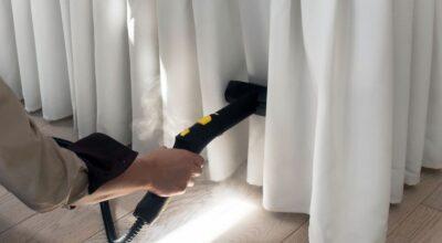 Como limpar cortinas, persianas, tapetes e carpetes
