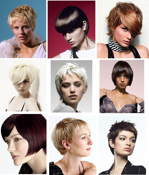 cortes cabelos curto1 Cortes de cabelo curto