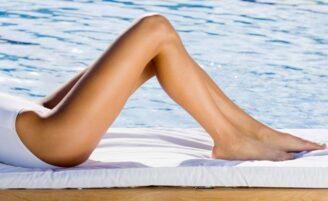Pernas bonitas para o verão