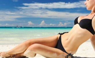 Biquínis e moda praia