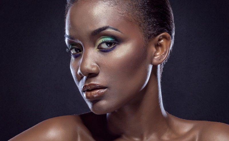 Resultado de imagem para pele  negra