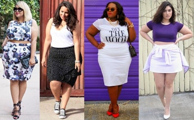 Foto: Reprodução / Gabi Fresh | Saks in the city | Musing of a curvy lady | Nadia Aboulhosn
