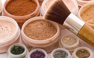 Vantagens da maquiagem mineral
