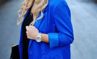 Azul cobalto: tendência de cor para o verão