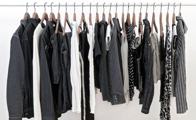 como lavar roupas pretas Como lavar roupa preta sem perder a cor