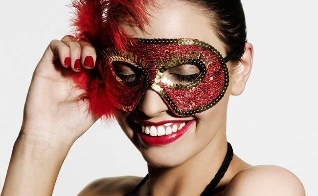 maquiagem carnaval Maquiagem para o Carnaval