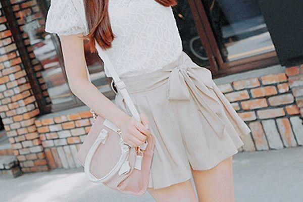 shorts cintura alta moda Como usar shorts de cintura alta