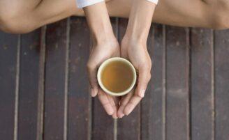 Os benefícios do chá frio de amaranto