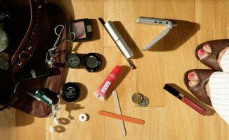 Organize sua bolsa