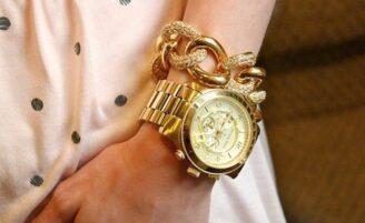 Relógios masculinos para mulheres