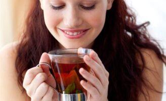 Os benefícios do chá vermelho
