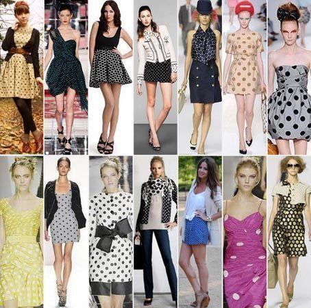fotos roupas petit pois Petit pois: mais uma tendência para o verão