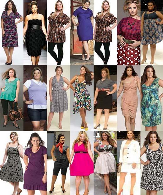 modelos moda verao gordinhas Moda verão para gordinhas
