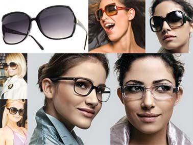 2d042ab81a1ca rosto redondo oculos Para cada formato de rosto, um tipo de óculos
