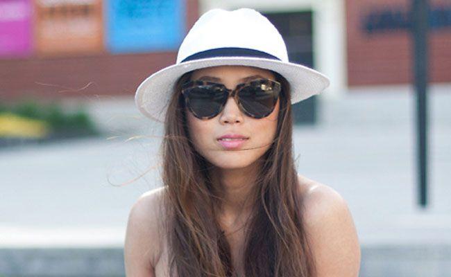 Já faz tempo que o chapéu deixou de ser apenas um acessório masculino e  começou a fazer a cabeça das mulheres. Entre os diversos modelos d65882655ff