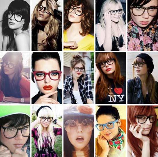 fotos modelos oculos vintage Óculos de grau vintage