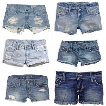 fotos shorts cut off Shorts cut off
