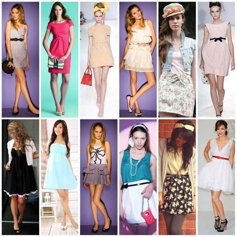 modelos estilo lady like Estilo lady like