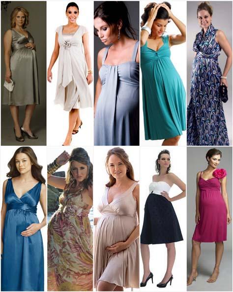 modelos vestidos gestantes Vestidos de festa para gestantes