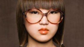 Óculos de grau vintage