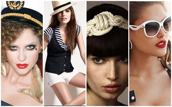 acessorios maquiagem navy Moda navy