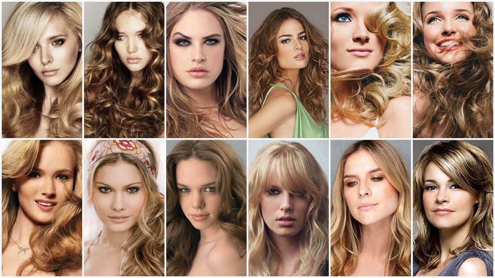 cabelos loiros 2011 Tendências em cores de cabelo 2011