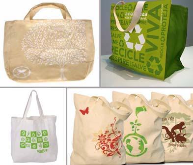 ecobags bolsas ecologicas Ecomoda, moda ecológica